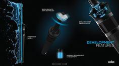 Spire BRAUN - Electric Toothbrush on Behance