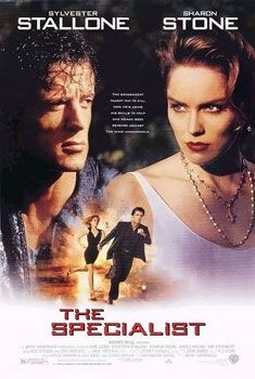 Directed by Luis Llosa. With Sylvester Stallone, Sharon Stone, James Woods, Rod Steiger. A woman entices a bomb expert she& involved with into destroying the mafia that killed her family. Film D'action, Bon Film, Film Movie, Sylvester Stallone, The Image Movie, Love Movie, Taxi Driver 1976, Stallone Movies, Apocalypse Now