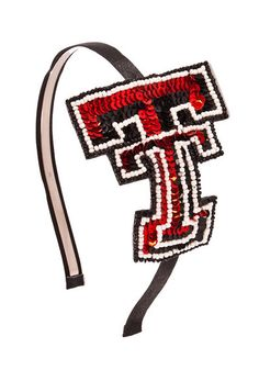 Texas Tech Red Raiders Glam Mascot Headband http://www.rallyhouse.com/college/texas-tech-red-raiders/a/womens/b/accessories?utm_source=pinterest&utm_medium=social&utm_campaign=Pinterest-TexasTechRedRaiders