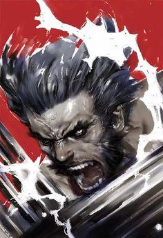 Wolverine by Katsuya Terada