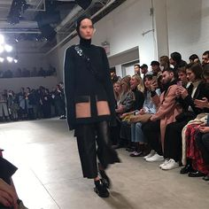 Leather and knits @_dion_lee_ #nyfw #frontrow  via MODERN LUXURY MAGAZINE OFFICIAL INSTAGRAM - Luxury  Lifestyle  Culture  Travel  Tech  Gadgets  Jewelry  Cars  Gaming  Entertainment  Fitness