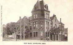 """City Hall"" Loveland Ohio, Warren County, Barcelona Cathedral, Politics, City, Travel, Viajes, Cities, Destinations"