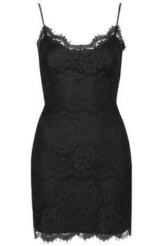 TALL Lace Bodycon Tunic #topshop