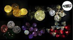 Magiczne ażurowe bombki i kule- Pomysły plastyczne dla każdego