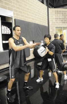 Spurs Athletic Trainer Dice Yamaguchi's winding journey from Japan to the NBA