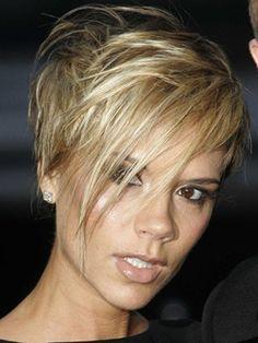 pob Victoria Beckham's Hairstyle Evolutions