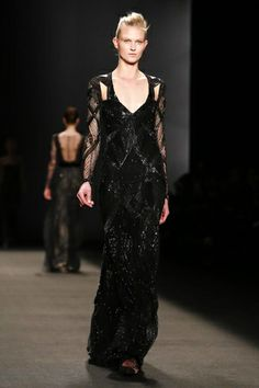 Monique Lhuillier Ready To Wear Fall Winter 2014 New York - NOWFASHION