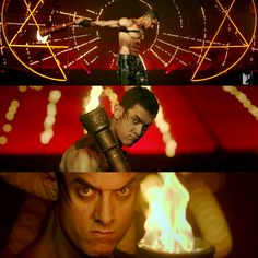 Aamir Khan #Dhoom3 #SamarSamir #Malang