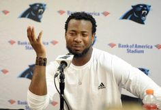 nfl Carolina Panthers Damiere Byrd ELITE Jerseys