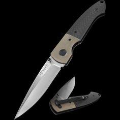 Maserin Sporting GC Carbon Fibre Folding Pocket Knife