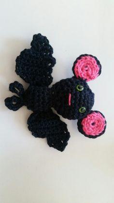 Fledermaus made by Katja