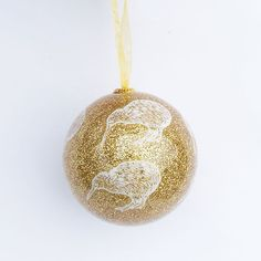 The Sparkly Gold Kiwi Christmas Ball Ornament is a special Xmas decoration for your tree. Christmas Balls, Christmas Ornaments, Kiwi Bird, Kiwiana, Ball Ornaments, Xmas Decorations, Holiday Decor, Gold, Christmas Baubles