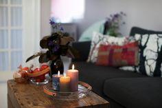 Holmegaard uutuus. Lasisessa vadissa on nahkaiset kahvat. #habitare2014 #design #sisustus #messut #helsinki #messukeskus