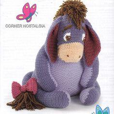 Mesmerizing Crochet an Amigurumi Rabbit Ideas. Lovely Crochet an Amigurumi Rabbit Ideas. Disney Crochet Patterns, Crochet Animal Patterns, Stuffed Animal Patterns, Crochet Animals, Cute Crochet, Vintage Crochet, Crochet Crafts, Crochet Projects, Crochet Rabbit