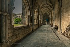 Cathedral of Évora by luciano_A