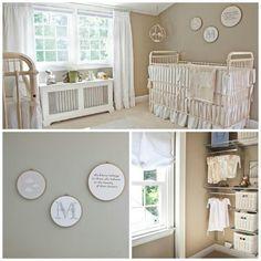 Great neutral nursery  (Hoops)