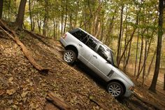 Range Rover in its normal element.  #offroad #rangerover