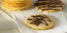 Almond Shortbread Wafers Recipe | Kellogg's® Rice Krispies®