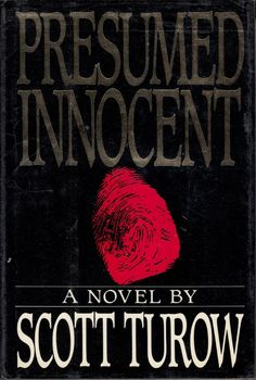 Pinterest  Presumed Innocent Author