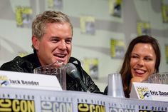 https://flic.kr/p/p9sWzZ | Eric Dane - The Last Ship - Comic-Con 2014