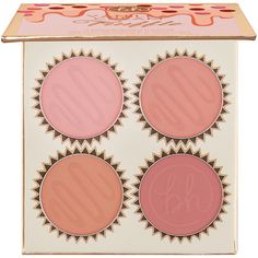BH Cosmetics Vanilla Cream Truffle - 4 Color Blush Palette | Ulta Beauty