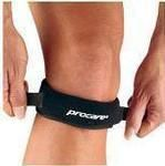 Cross Strap/Surround Patellar Strap Provides inferior patellar stabilization, alleviates pain by applying pressure to the patellar tendon. Warm and compressive neoprene or cylindrical floam bladder encased inside a soft latex-free nylon/foam laminate Indications: To help relive anterior knee pain caused by patellar tendonitis, chondromalacia and Osgood schlatter     Visit www.miltonorthoticwellness.com