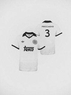 Racing Club de Santander on Behance Camisas De Futebol 805012211e6ef