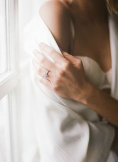 Peaceful Wedding Morning in Paris - Once Wed Delicate Engagement Ring, Honeymoon Style, Wedding Morning, Once Wed, Delicate Jewelry, Photo Booth, Wedding Shoes, Boudoir, Wedding Inspiration