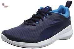 Tazon 6 FM, Chaussures de Running Compétition Homme, Blanc (White-Silver-Black), 48.5 EUPuma