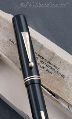 Palmer Method Handwriting by Wahl  Photos by Álvaro Romillo