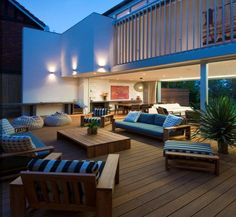 Modern #Outdoor Living #Deck | K-3 House