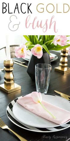 Valentine's Day Table Setting | Not JUST A Housewife
