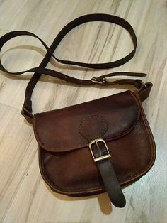 Svatava / Kožená kabelka