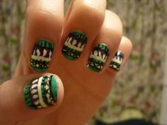 I want my nails to be like this