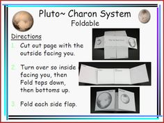 Digging Deep ... to Soar Beyond the Text: Nifty New Foldable Features Pluto-Charon System fo...