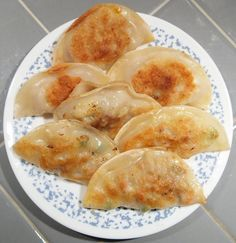 Meaty Mandu Dumplings - Judy Joo - Korean Food Made Simple