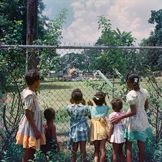 Outside looking in. Mobile, 1956. Gordon Parks's Alternative Civil Rights Photographs - NYTimes.com