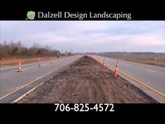 Doug Banard Parkway design part 1 Augusta GA landscape Design.