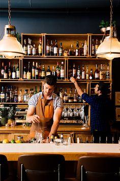 Highwayman, Halifax, Nova Scotia (enRoute 2016 Best New Restaurant Recipes, Restaurant Bar, Halifax Restaurants, The Places Youll Go, Places To Go, Halifax Bars, Travelogue, Nova Scotia, Canada