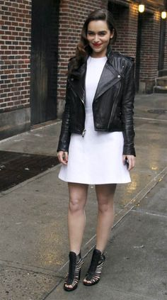 great look; love the shoes, adore the jacket