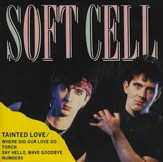 Gloria Jones or Soft Cell? The Soft Cell version just about edges it Iconic Album Covers, New Wave Music, Soft Cell, Pochette Album, One Hit Wonder, Little Bit, 80s Music, Music Albums, Music Songs