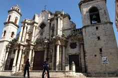 La Catedral de la Virgen María de la Concepción Inmaculada es la catedral católica de la ciudad de La Habana.