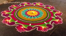Creative rangoli designs Perfect For Sprucing Diwali Rangoli Designs Latest, Latest Rangoli, Simple Rangoli Designs Images, Rangoli Designs Flower, Rangoli Border Designs, Colorful Rangoli Designs, Rangoli Designs Diwali, Diwali Rangoli, Flower Rangoli