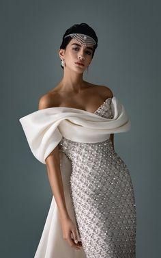 Fancy Wedding Dresses, Wedding Attire, Bridal Dresses, Wedding Gowns, Engagement Gowns, Glamour, Beautiful Gowns, Beautiful Bride, Bridal Collection
