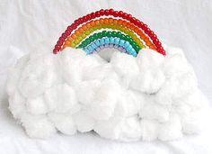 Bead Rainbow Craft