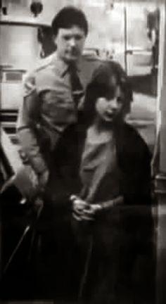 The arrest of Charlene