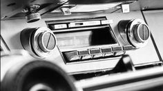 The Chrysler 300 always offered drivers access to entertainment and convenience; the radio on the 1968 model was prime in its time.