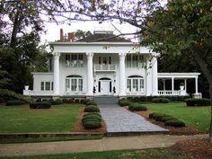Lee-Porter Mansion Covington, GA