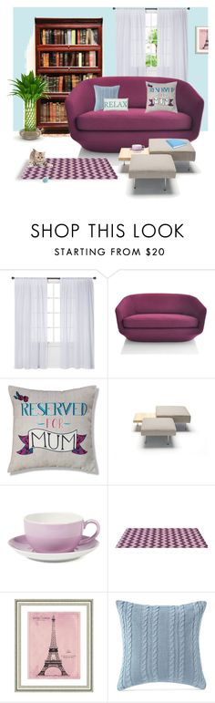 """""""My space"""" by molly2222 ❤ liked on Polyvore featuring interior, interiors, interior design, home, home decor, interior decorating, Nate Berkus, Dibbern, Vintage Print Gallery and Victoria Classics"""