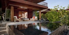a pool in your own suite